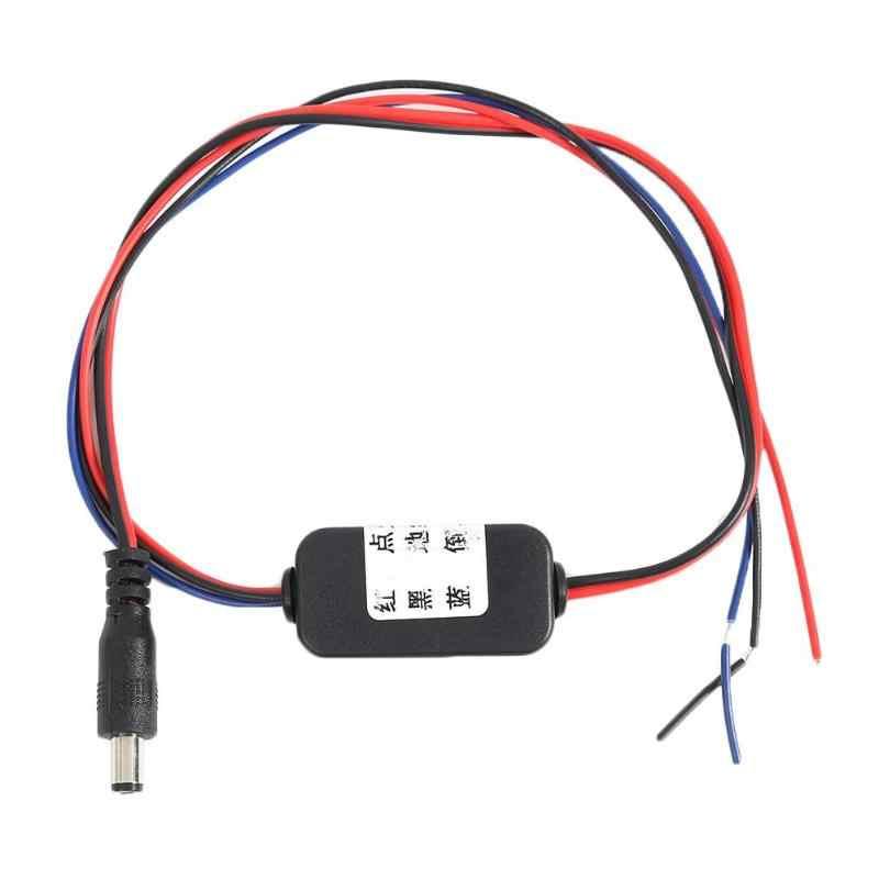 Fil de filtre de relais de temporisation de retard de caméra de vue arrière de voiture pour les modèles compatibles de Sharan Touareg Jetta Tiguan Golf et Touran