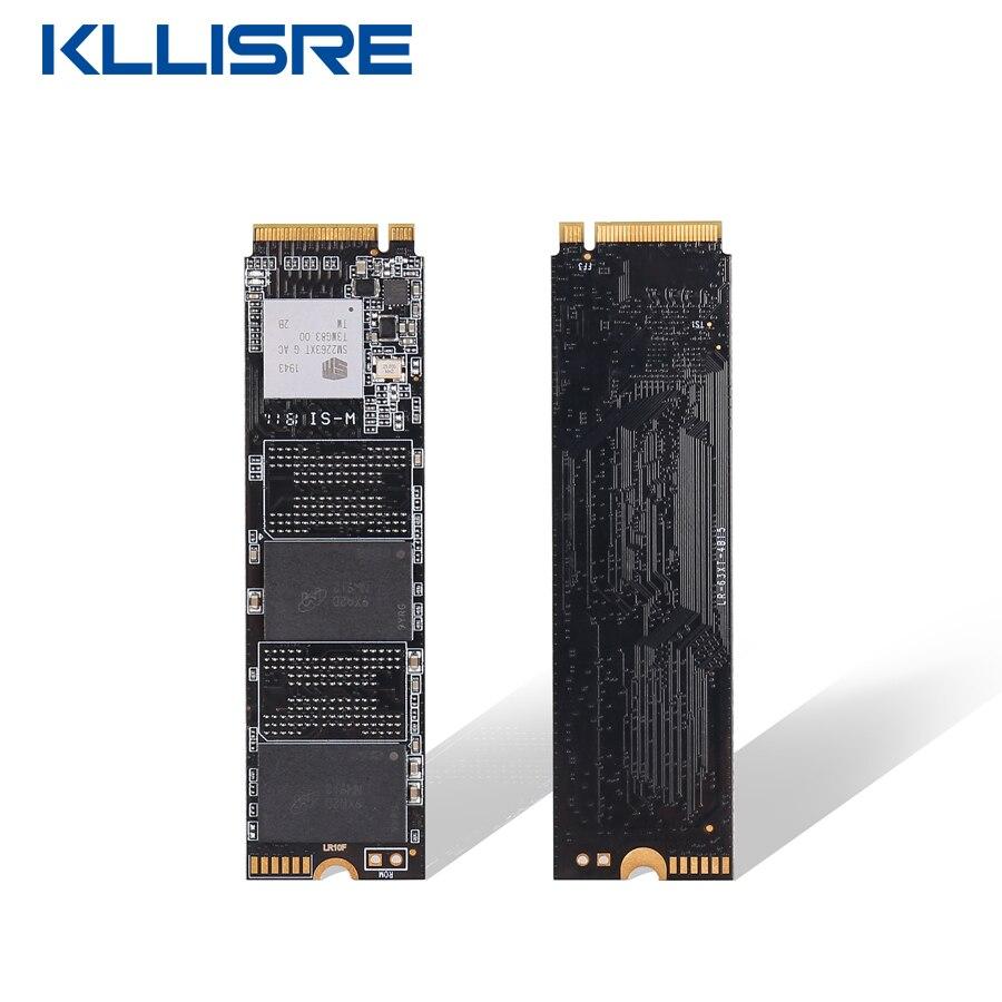Kllisre M.2 ssd M2 256 Гб PCIe NVME твердотельный накопитель 2280 внутренний жесткий диск hdd для X99 X79