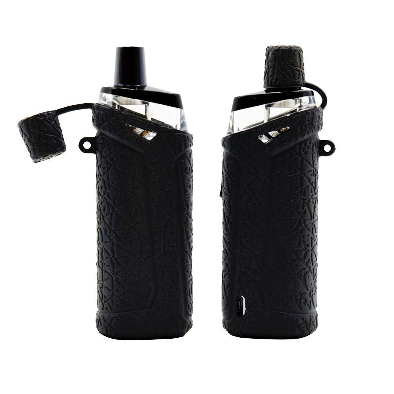Силиконовый чехол для Vaporesso Target pm80 kit vape текстурный защитный чехол для кожи резиновый защитный чехол