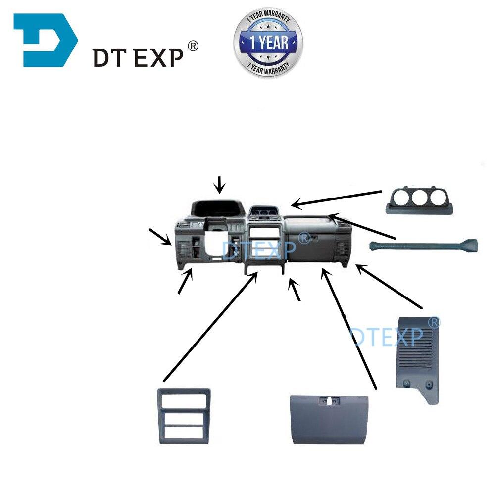 Платформа LHD в сборе для pajero v31, v32, v33, v43, крышка инструмента для коробки montero utinity, крышка трубы, ручка, лента, крышка, рамка