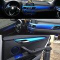 Für BMW x1 F48 2016 2019 Selbst Klebstoff Auto Aufkleber Carbon Faser Vinyl Auto aufkleber und Abziehbilder Auto Styling zubehör-in Autoaufkleber aus Kraftfahrzeuge und Motorräder bei