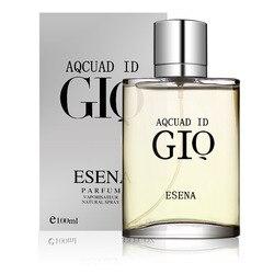 4 tipos de botella de vidrio de aerosol corporal de 100ml para hombre Perfume Parfum duradero fragancias líquido original antitranspirante MP64