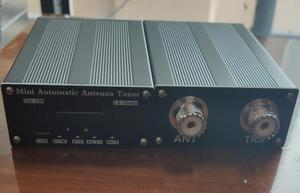 Image 5 - Assembled ATU 100 1.8 50MHz ATU 100mini Automatic Antenna Tuner by N7DDC 7x7 + 0.91 inch OLED + case  ,Type C