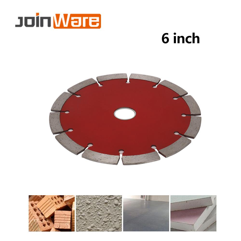 150mm Diamond Saw Blades Circular Saw Blade Cutting Disc For Concrete Ceramic Brick Marble Stone Saw Tool