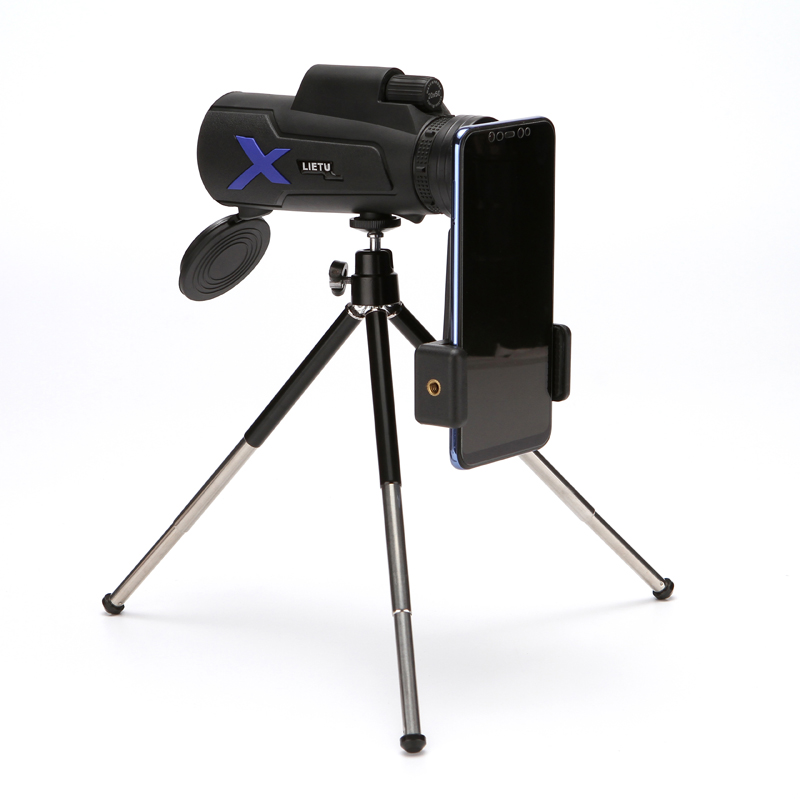Monocular 20x50 Powerful Binoculars High Quality Zoom Great Handheld Telescope lll night vision Military HD Professional Hunting