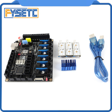 S6 V1.2 Board 32 Bit Control Board WIth 6pcs TMC2209 V3.0 Stepper Motor Driver Uart Flying Wire MX Connector VS F6 V1.3 SKR V1.3