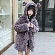 Детская одежда для девочек зимние парки Winterjas Meisje roupas infantis menina зимние Casaco Feminino Com Capuz пальто куртка egirl