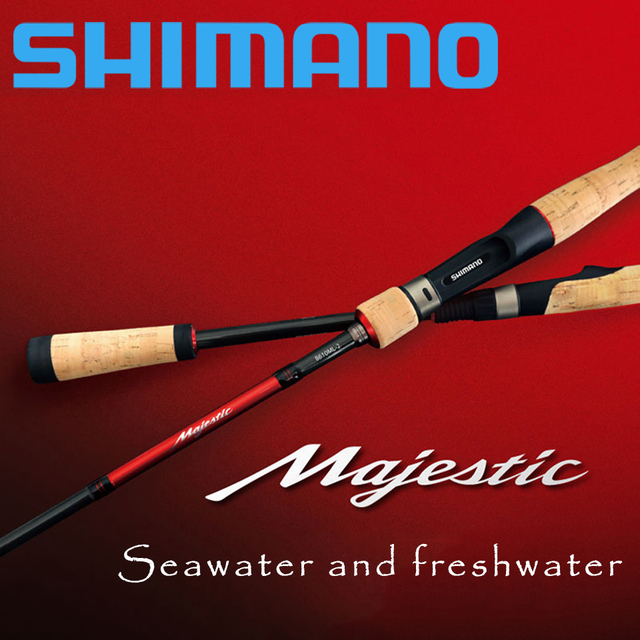 Shimano Majestic Lure Fishing Rod General Purpose