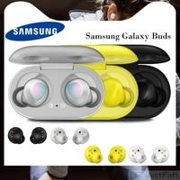 100% Genuine Samsung Galaxy Buds Wireless In Ear Headset SM R170NZWAXAR Sport Earphone for Galaxy S20 Ultra S10 S9 Note 10 P40