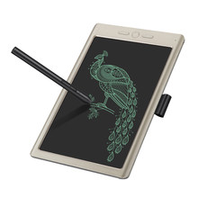 10 Inch Image Drawing Tablet Bluetooth Cloud Storage Drawing Tablet Compatible with Android IOS Phone Windows 10/8/7 Mac Os(China)