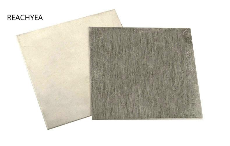 3*100*200 мм AZ31B лист из магниевого сплава Mg пластина Гальваника аноды эксперимент анод Бесплатная доставка