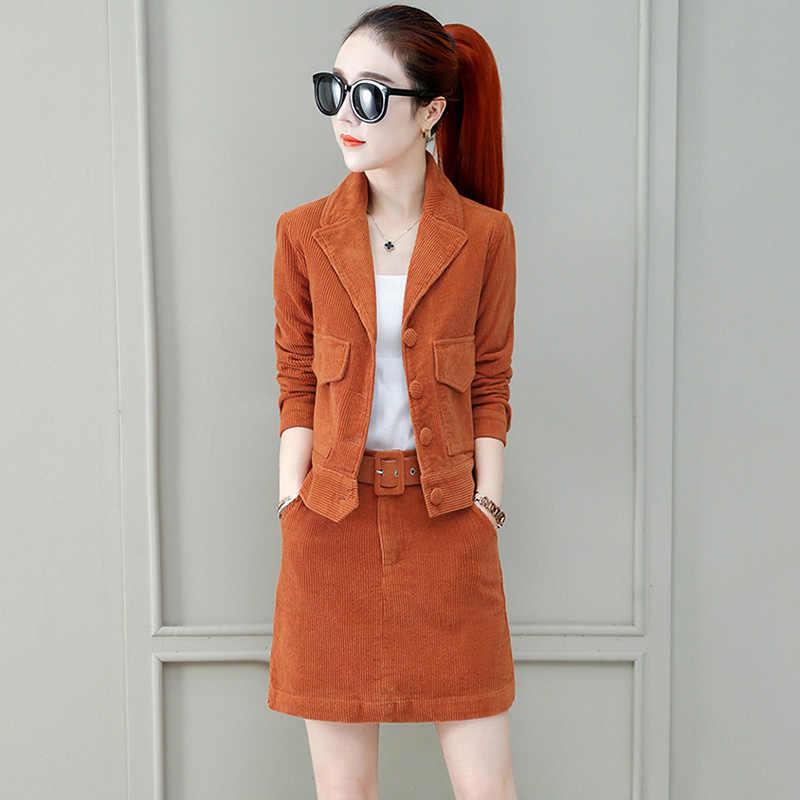 レディースドレススーツフォーマルなオフィスビジネスブレザージャケットで女性のドレススリムエレガントホワイト 2 個セットプラスサイズ 4XL