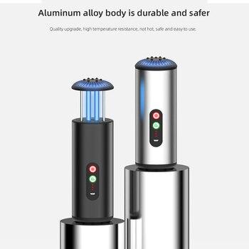 Ozone Generator Fresh Air Purifier Home Portable USB Anion Ionizer Cleaner 5v