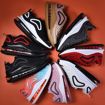 New 2020 Women and Man Sports Running Shoes Air Cushion Athletic Shoes Sneakers Comfortable Trainers Walking Jogging Shoes running shoes for women air cushion breathable sneakers women shoes sport shoes woman outdoor trainers walking jogging 2018 new