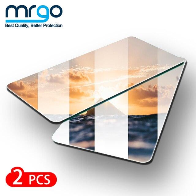 2Pcs MRGO Tempered Glass for Xiaomi Redmi 4 Pro Glass Screen Protector Phone Film for Xiaomi Glass 4 Pro Redmi Xaomi Xiomi