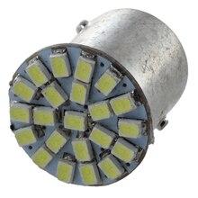 цена на 10X T25/S25 1157 BAY15D White 22 SMD LED Stop Tail Turn Brake Light Lamp Bulb