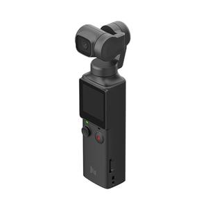 Image 3 - Câmera portátil do cardan do estabilizador 4k hd da câmera do cardan da ação de 3 eixos do bolso da palma de fimi para o smartphone de vlog