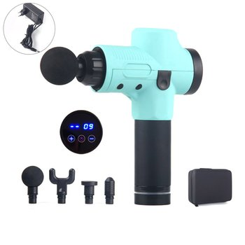 Deep Physiotherapy Muscle Massage Gun Health Massage Deep Relaxation Device High Frequency Vibration Impact Fascia Gun