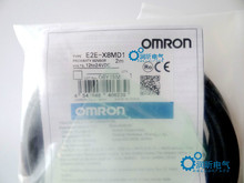 Genuine Omron original new proximity switch E2E-X8MD1 authentic guarantee good qualiy one year guarantee e2e x10f1 z