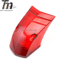 Rear Light Lens Lamp Cover Tail Glass Taillight FOR YAMAHA XT 660R/XT 660X 2004-2014 Motorcycle Accessories цена