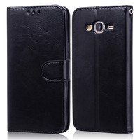 Per Il caso di Samsung Galaxy J3 2016 J320F J310 Cassa Del Raccoglitore Del Cuoio di Caso Per Samsung J3 2016 Cassa del Cuoio di Vibrazione Per samsung J3 6 2016