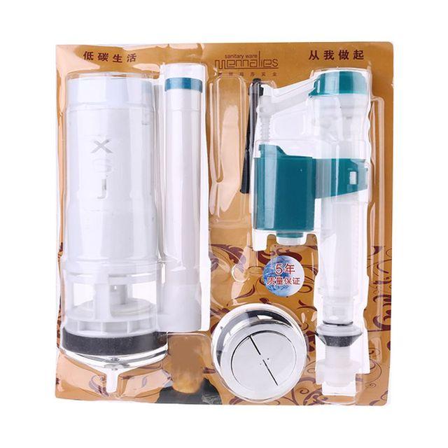 Впускной клапан для ванной с двойным сливом и резервуаром воды