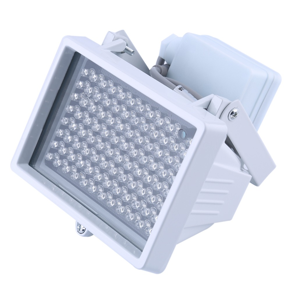 DC 12V 96 LED Night Vision Light IR Infrared Light Universal Lamp For CCTV Camera Home Yard Garden Security Lamp