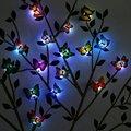 Светодиодный Светильник-ночник с бабочкой  Светодиодный Светильник-ночник с разноцветными сменными лампами для дома  комнаты  вечерние  на...