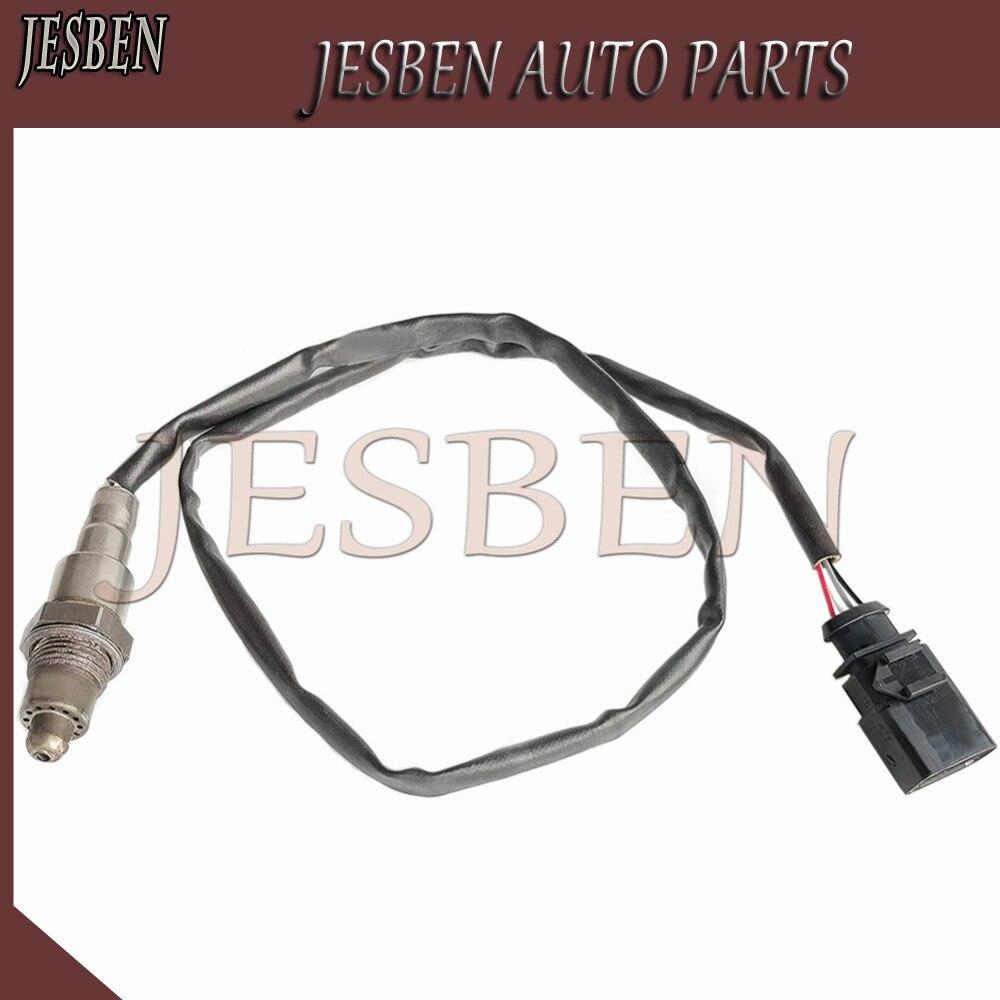 0258030052 06K906262E Lambda Probe O2 Oxygen Sensor Fit For VW ATLAS BEETLE GOLF GTI JETTA PASSAT 2.0 1.8 TSI 2012-2018 234-4935