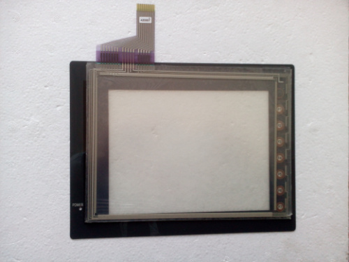 UG330H-VS4,UG330H-VH4,UG330H-SS4 membrane film+Touch Glass for HMI Panel repair~do it yourself, Have in stock