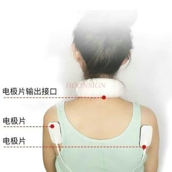 neck Medical Neck Massager Waist Shoulder Cervical Massage Cervix Care Tool Necks Multifunction Electric Handheld Cervicals