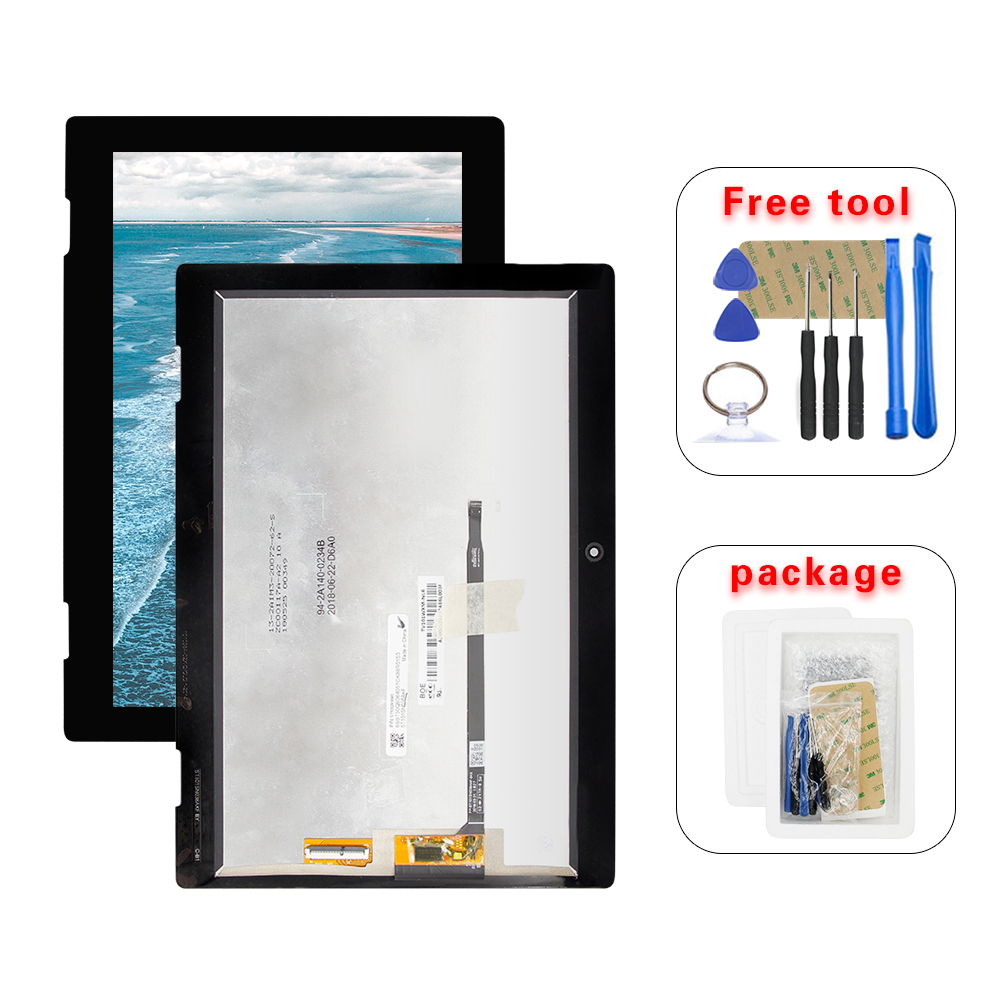 10.1'' Lcd For Lenovo IdeaPad D330 N5000 N4000 D330-10IGM 81H3009BSA LCD Display Touch Screen Digitizer Sensor Assembly