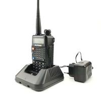 baofeng uv 5r uv 2pcs Baofeng UV-5RC מכשיר הקשר Dual Band VHF UHF ציד רדיו CB Ham Radio Commmunicator Baofeng UV-5R פלוס Woki טוקי 10 KM (5)