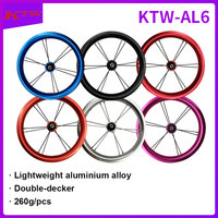 Hot Wheels! KTW newest 12 inch aluminum wheelset for kids balance bike/Striders/Kokua/push bike colorful wheels