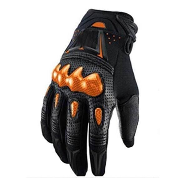 FRECH <font><b>FOX</b></font> Motorrad Racing Bomber Handschuhe MX Dirt Bike Motocross Off Road ATV Mens Getriebe image