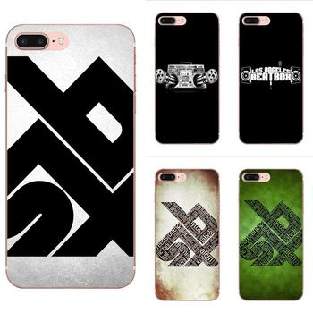 Cool Hip Hop The Beatbox Logo TPU Bags Cases For iPhone 11 Pro Max Plus Pro X XS Max XR 8 7 6S SE 4S 5 5C 5S SE 2020 image