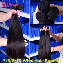 Волосы Али жемчужные, длинные, 30, 32, 34, 36, 38, 40 дюймов, прямые, 1 шт., только натуральные черные волосы Remy