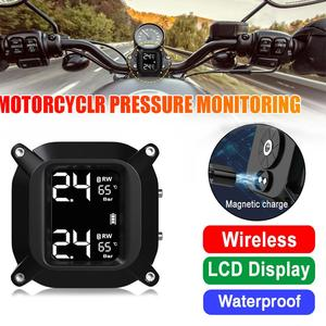 Motorcycle TPMS Tire Pressure