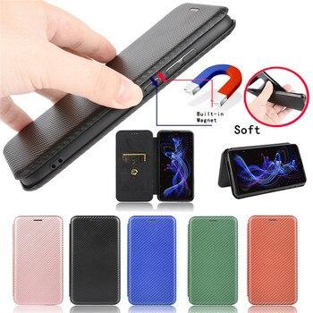 Magnetic Flip Case For Umidigi A7 Case 6.49