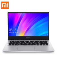 Xiaomi RedmiBook 14 Zoll Laptop Intel Core I7-8565U NVIDIA GeForce MX250 Quad Core DDR4 8G RAM 512GB SSD ultra-Dünne Notebook