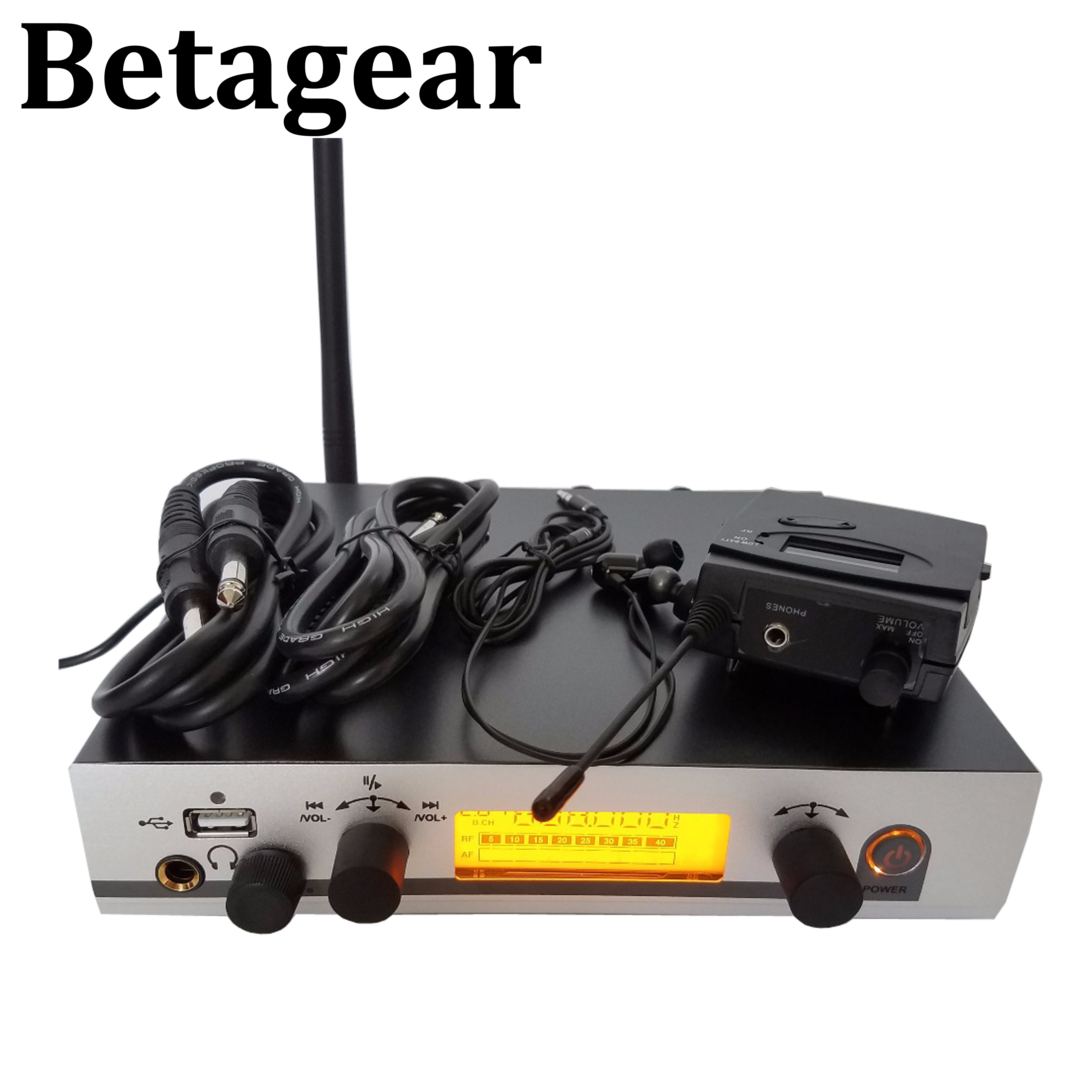 Betagear In-Ear Monitoring System 300IEM G3 SR300 IEM Persönlichen Monitor Drahtlose System in ear-monitor-system audio profesional