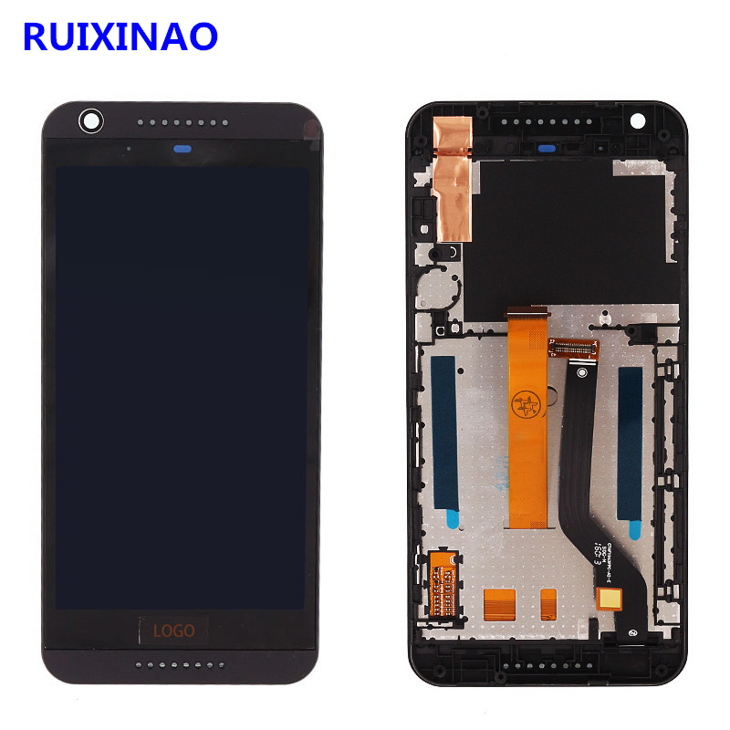 LCD Display For HTC Desire 626 D626PH 626N 626G 626H D626X Touch Screen Digitizer Assembly Replacement Black No/with Frame
