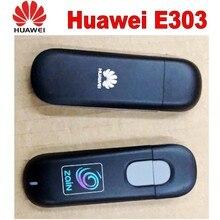 300 шт./лот разблокирована 7,2 Мбит/с huawei E303 3g HSDPA 3g USB модем PK E3131 huawei E353 E173 E220 E1750 E1550