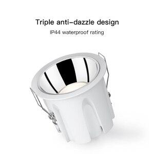 Image 2 - MR.XRZ 10W IP44 Wasserdichte Led strahler 220V zu 240V Einbau COB Decke Flecken Lampen Für Bad Küche innen Beleuchtung