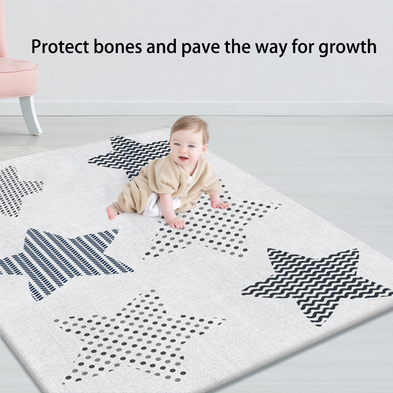 Crawling Mat Infant Play Mat Double-sided Non-slip Puzzle Child Mat Thickened Infant Baby Room Floor Carpet Rug Dropshipping