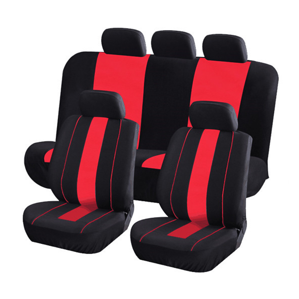 Glcc Universial Polyester Cloth Car Seat Covers Interior Accessories Vehicle Seat Cover Car Seat Protector More Colorful Automobiles Seat Covers Aliexpress