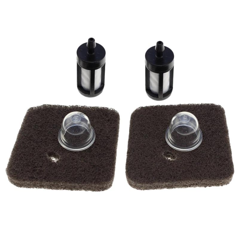 Furniture Air Filter Fuel Filter Primer Bulb Bulb For Stihl Fc55 Fs38 Fs45 Fs46 Fs55 Hs45 Km55 Hl45 String Trimmer