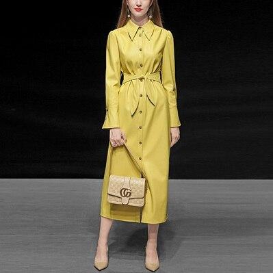 Robe en cuir Pu pour femmes robe Maxi femme veste dames robes Vestidos De Fiesta De Noche manteau femme bureau d'affaires