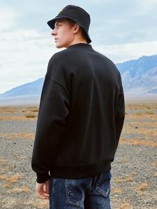 Image 4 - פיוניר מחנה אופנה עבה נים גברים חורף חם צמר 100% כותנה סיבתי Streetwear חולצות לגברים AWY901305