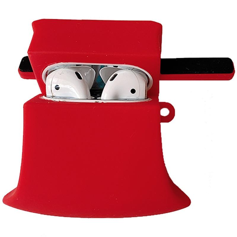 Купить креативный силиконовый чехол с топором для bluetooth гарнитуры